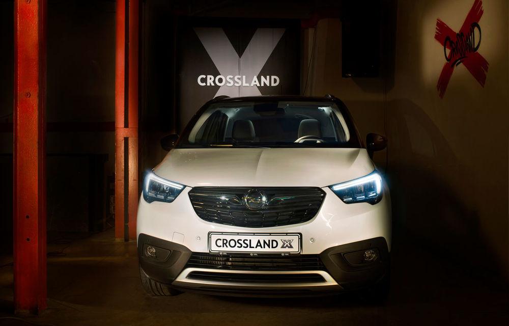 Întâlnire secretă cu noul Opel Crossland X: 5 lucruri pe care trebuie să le știi despre cel mai mic SUV al germanilor - Poza 3