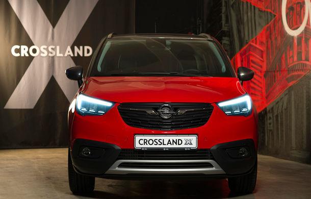 Întâlnire secretă cu noul Opel Crossland X: 5 lucruri pe care trebuie să le știi despre cel mai mic SUV al germanilor - Poza 5