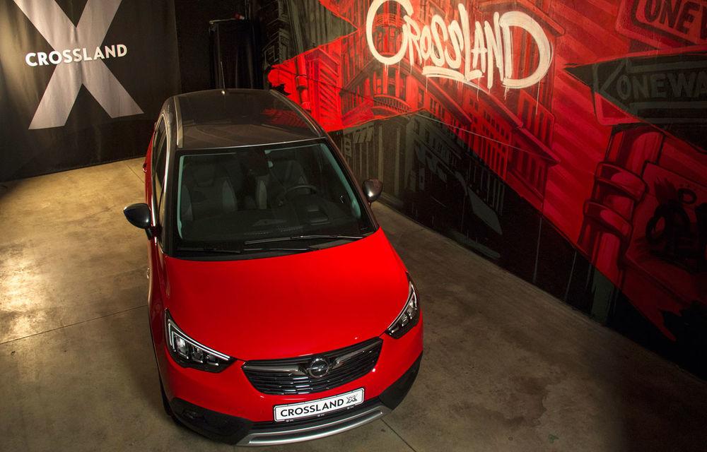 Întâlnire secretă cu noul Opel Crossland X: 5 lucruri pe care trebuie să le știi despre cel mai mic SUV al germanilor - Poza 2