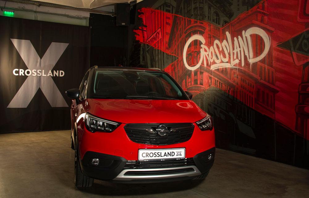 Întâlnire secretă cu noul Opel Crossland X: 5 lucruri pe care trebuie să le știi despre cel mai mic SUV al germanilor - Poza 4