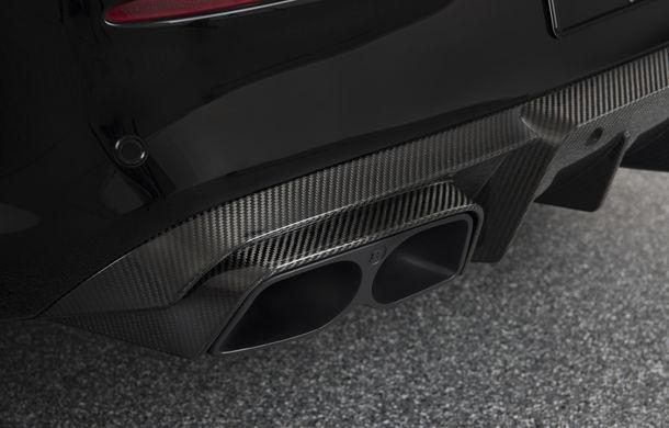 Decapotabilă cu aere de supercar: Brabus a lansat un Mercedes-AMG C63 S Cabrio de 650 de cai - Poza 11