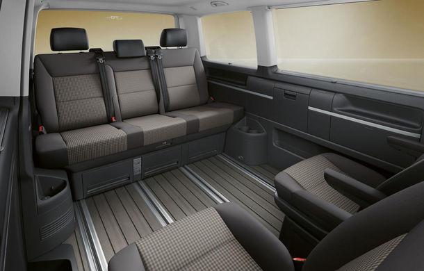 """""""Bus-ul"""" Volkswagen ajunge la 70 de ani: VW Multivan primește o ediție specială dedicată strămoșului său - Poza 2"""