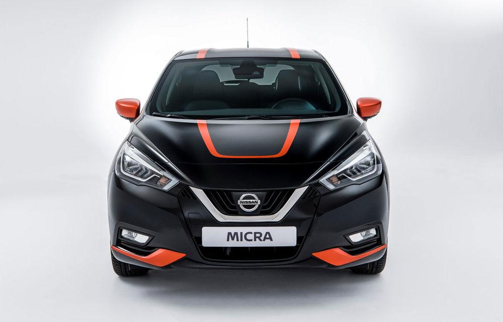Nissan lansează o mașină pentru melomani: Micra Bose Personal Edition vine cu un sistem audio special - Poza 6
