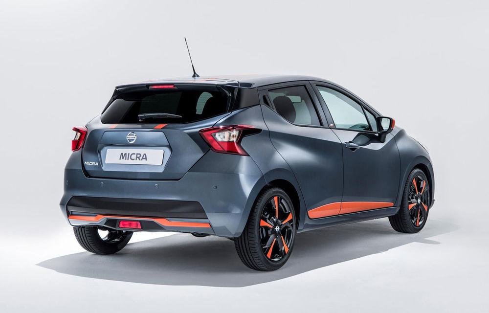 Nissan lansează o mașină pentru melomani: Micra Bose Personal Edition vine cu un sistem audio special - Poza 3