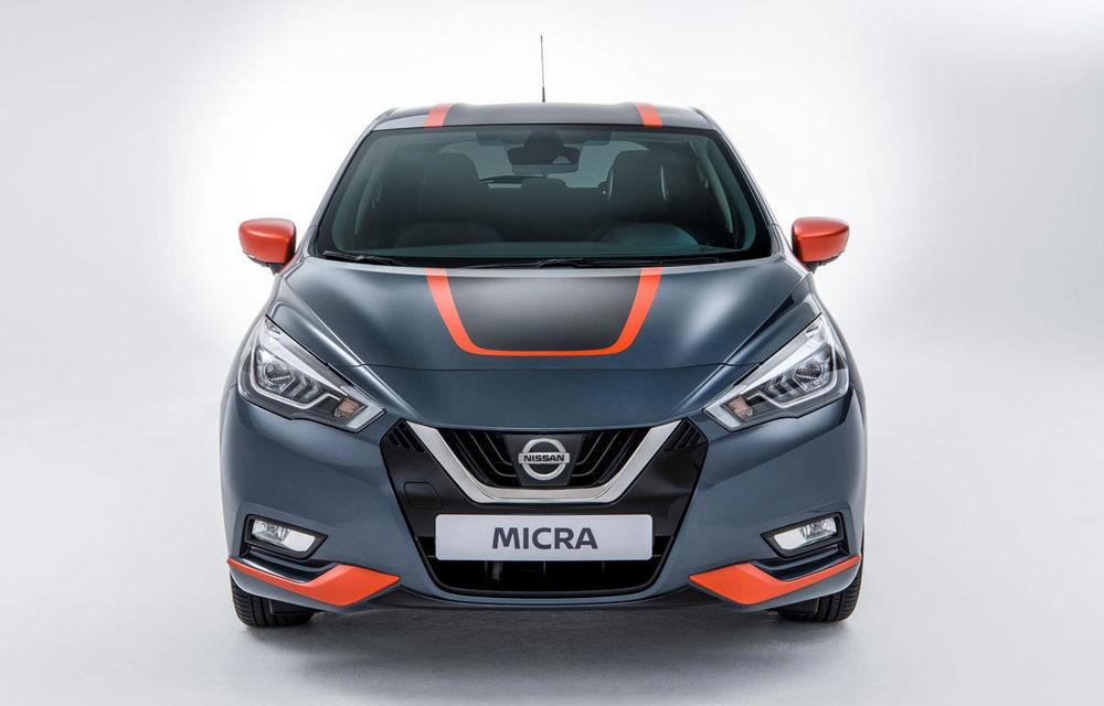 Nissan lansează o mașină pentru melomani: Micra Bose Personal Edition vine cu un sistem audio special - Poza 4