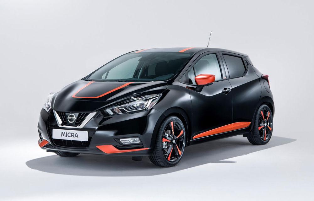 Nissan lansează o mașină pentru melomani: Micra Bose Personal Edition vine cu un sistem audio special - Poza 1