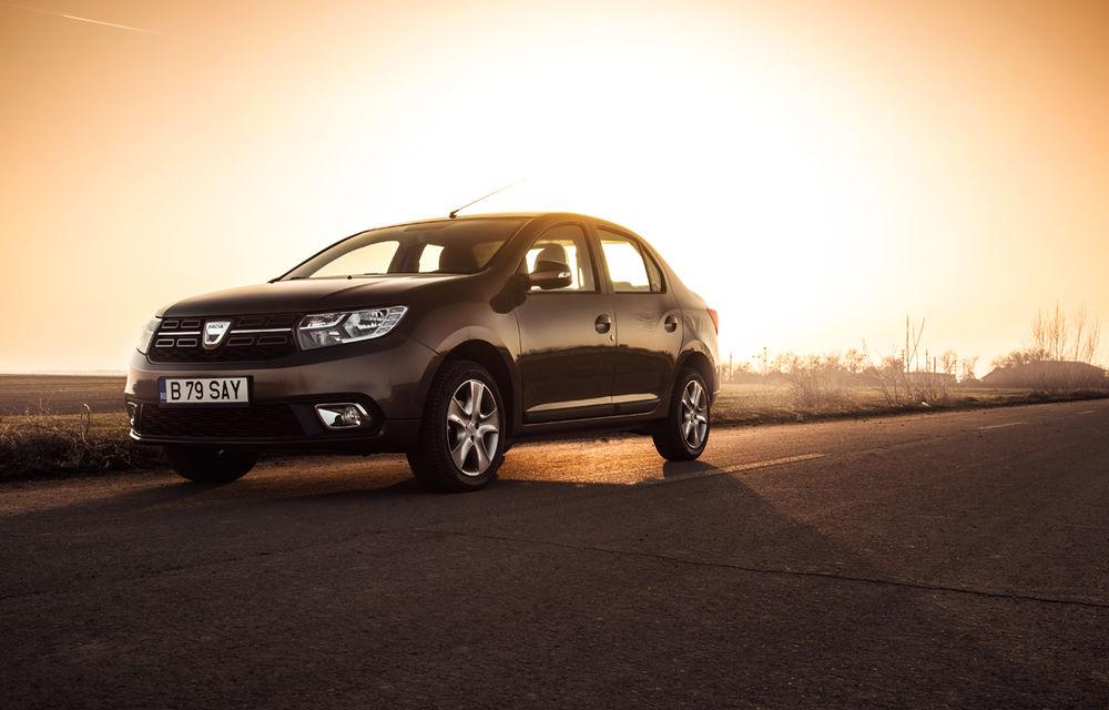 Test drive Dacia Logan facelift
