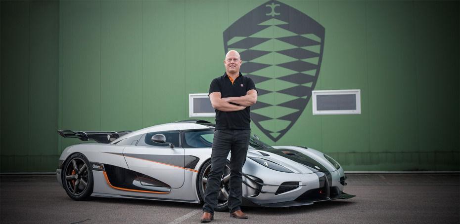 Fondatorul Koenigsegg este un fel de Big Brother pentru clienții săi: aplicația sa de mobil știe unde se află toate supercarurile pe care le-a vândut - Poza 2