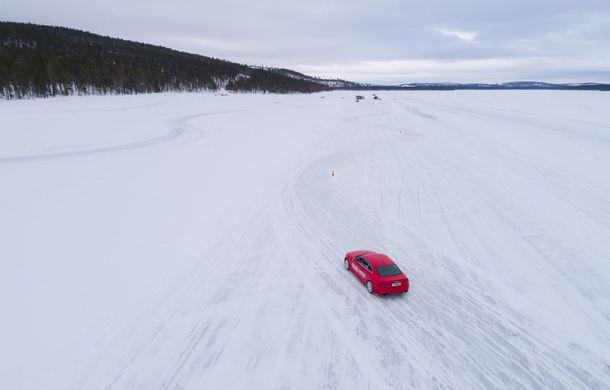 """Lecție de supraviețuire: am vizitat """"Iadul Alb"""", centrul de testare al anvelopelor de iarnă Nokian - Poza 32"""