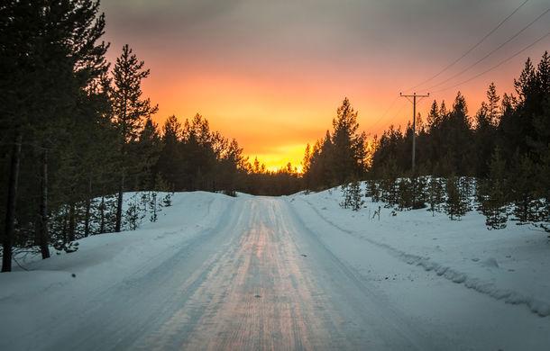 """Lecție de supraviețuire: am vizitat """"Iadul Alb"""", centrul de testare al anvelopelor de iarnă Nokian - Poza 39"""