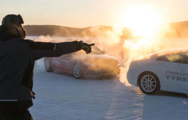 """Lecție de supraviețuire: am vizitat """"Iadul Alb"""", centrul de testare al anvelopelor de iarnă Nokian - Poza 16"""
