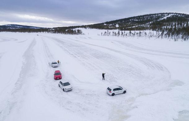 """Lecție de supraviețuire: am vizitat """"Iadul Alb"""", centrul de testare al anvelopelor de iarnă Nokian - Poza 31"""