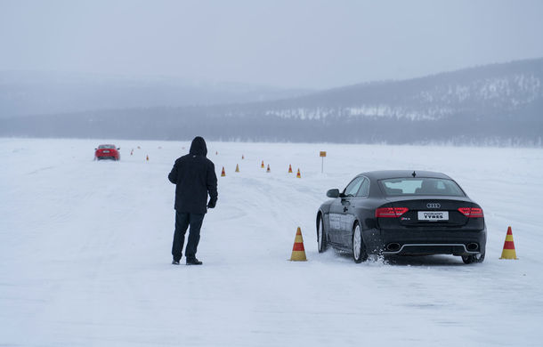 """Lecție de supraviețuire: am vizitat """"Iadul Alb"""", centrul de testare al anvelopelor de iarnă Nokian - Poza 7"""