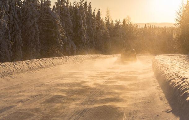 """Lecție de supraviețuire: am vizitat """"Iadul Alb"""", centrul de testare al anvelopelor de iarnă Nokian - Poza 45"""