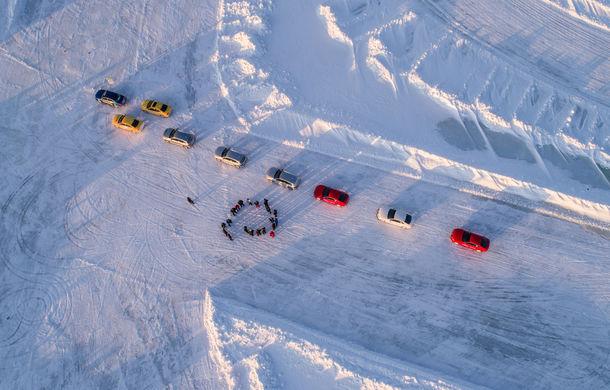 """Lecție de supraviețuire: am vizitat """"Iadul Alb"""", centrul de testare al anvelopelor de iarnă Nokian - Poza 23"""