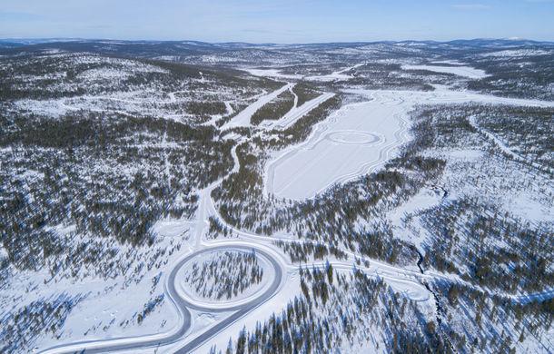 """Lecție de supraviețuire: am vizitat """"Iadul Alb"""", centrul de testare al anvelopelor de iarnă Nokian - Poza 30"""