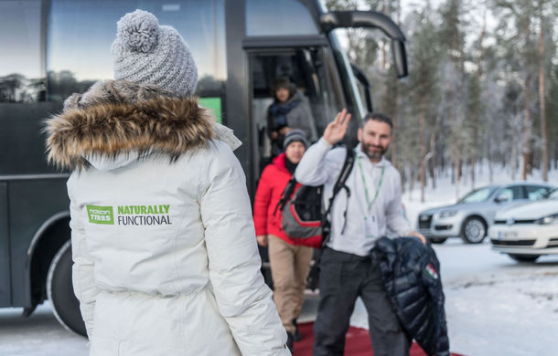 """Lecție de supraviețuire: am vizitat """"Iadul Alb"""", centrul de testare al anvelopelor de iarnă Nokian - Poza 15"""