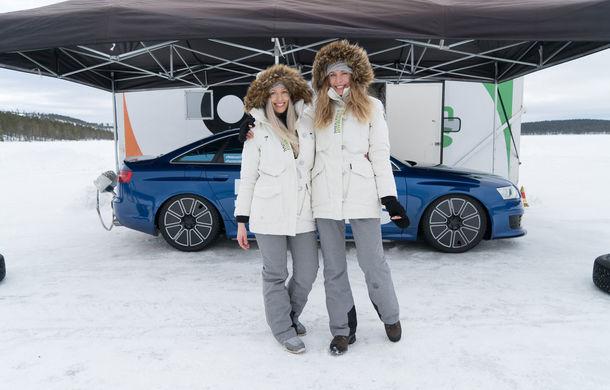 """Lecție de supraviețuire: am vizitat """"Iadul Alb"""", centrul de testare al anvelopelor de iarnă Nokian - Poza 4"""