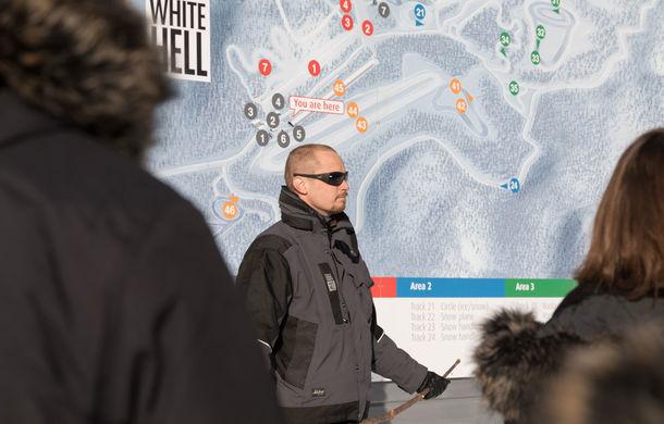 """Lecție de supraviețuire: am vizitat """"Iadul Alb"""", centrul de testare al anvelopelor de iarnă Nokian - Poza 17"""