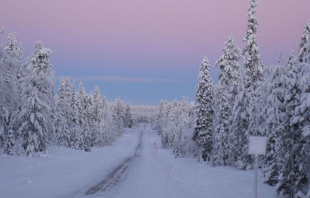 """Lecție de supraviețuire: am vizitat """"Iadul Alb"""", centrul de testare al anvelopelor de iarnă Nokian - Poza 29"""