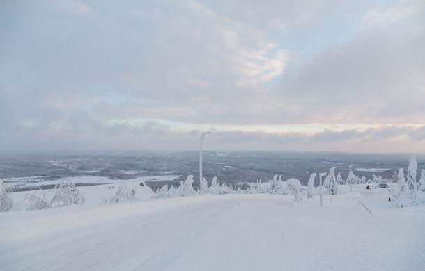 """Lecție de supraviețuire: am vizitat """"Iadul Alb"""", centrul de testare al anvelopelor de iarnă Nokian - Poza 44"""