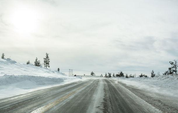 """Lecție de supraviețuire: am vizitat """"Iadul Alb"""", centrul de testare al anvelopelor de iarnă Nokian - Poza 40"""
