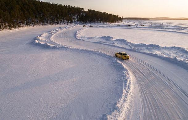 """Lecție de supraviețuire: am vizitat """"Iadul Alb"""", centrul de testare al anvelopelor de iarnă Nokian - Poza 25"""