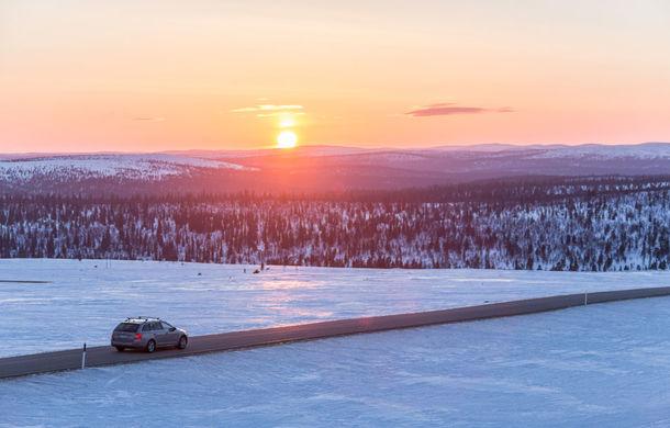 """Lecție de supraviețuire: am vizitat """"Iadul Alb"""", centrul de testare al anvelopelor de iarnă Nokian - Poza 43"""