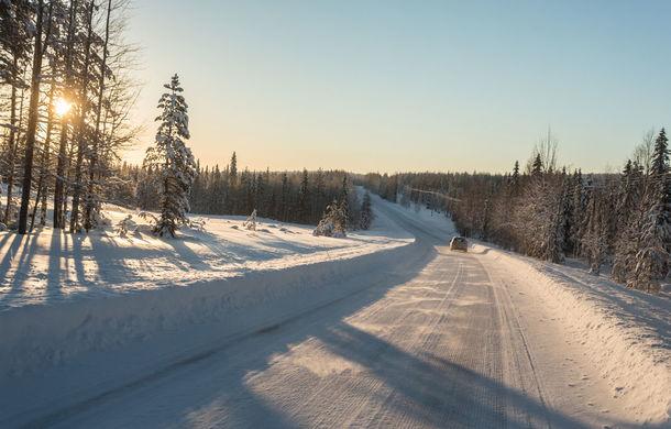 """Lecție de supraviețuire: am vizitat """"Iadul Alb"""", centrul de testare al anvelopelor de iarnă Nokian - Poza 2"""