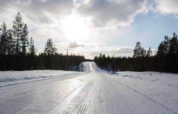 """Lecție de supraviețuire: am vizitat """"Iadul Alb"""", centrul de testare al anvelopelor de iarnă Nokian - Poza 42"""