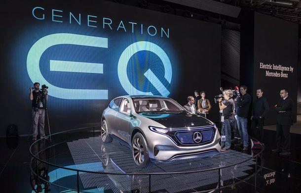 S-a întors roata: chinezii amenință Mercedes cu marca înregistrată în cazul sub-brandului electric EQ - Poza 3