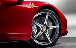 """Și alții au probleme cu gropile: """"Primăria Londrei a plătit 11.000 de euro pentru roata unui Ferrari 458 Italia"""""""
