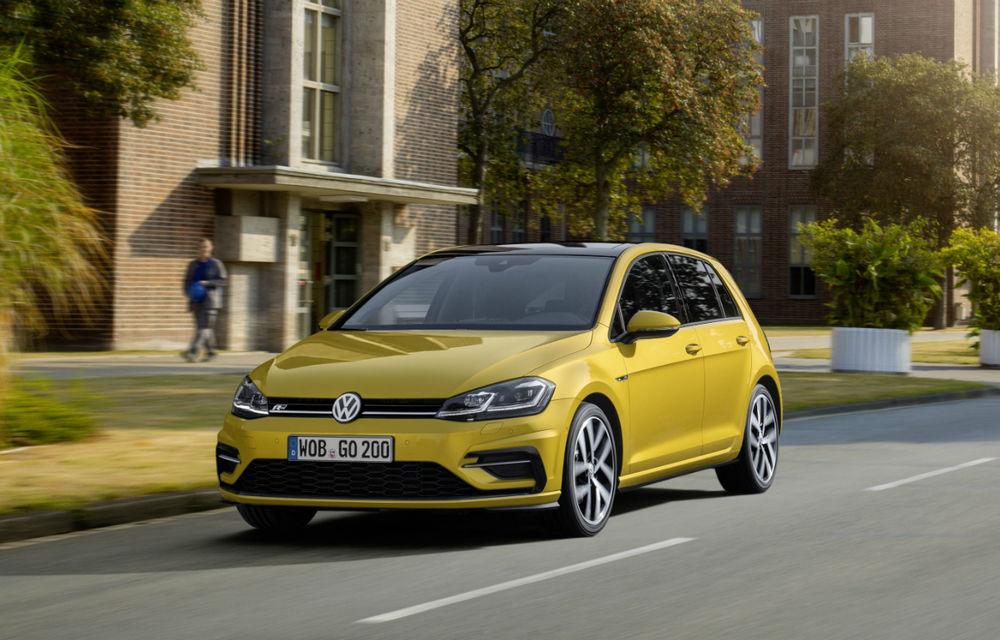 Volkswagen Golf 7 facelift, disponibil în România și cu noul motor TSI de 1.5 litri: la fel de puternic ca unitatea de 1.4 litri, dar mai scump cu 500 de euro - Poza 1