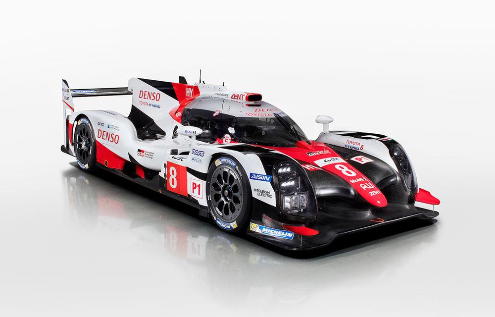 Confruntarea titanilor în Campionatul Mondial de Anduranță: Porsche și Toyota își ascut armele pentru a câștiga Cursa de 24 de ore de la Le Mans - Poza 10