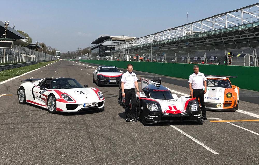 Confruntarea titanilor în Campionatul Mondial de Anduranță: Porsche și Toyota își ascut armele pentru a câștiga Cursa de 24 de ore de la Le Mans - Poza 2