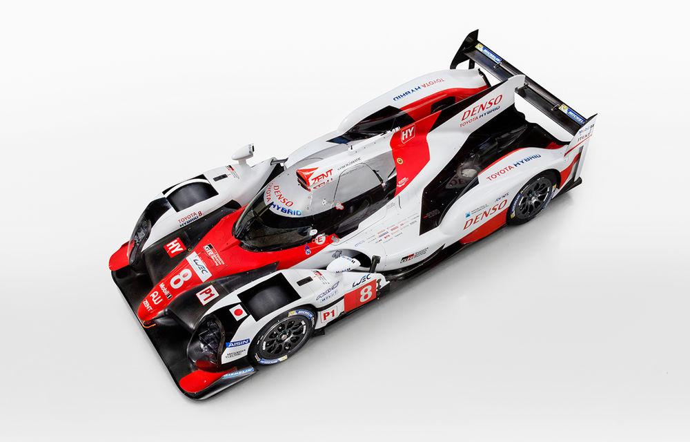 Confruntarea titanilor în Campionatul Mondial de Anduranță: Porsche și Toyota își ascut armele pentru a câștiga Cursa de 24 de ore de la Le Mans - Poza 12