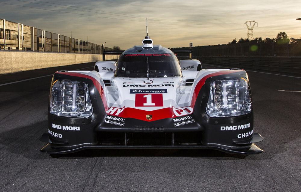 Confruntarea titanilor în Campionatul Mondial de Anduranță: Porsche și Toyota își ascut armele pentru a câștiga Cursa de 24 de ore de la Le Mans - Poza 9