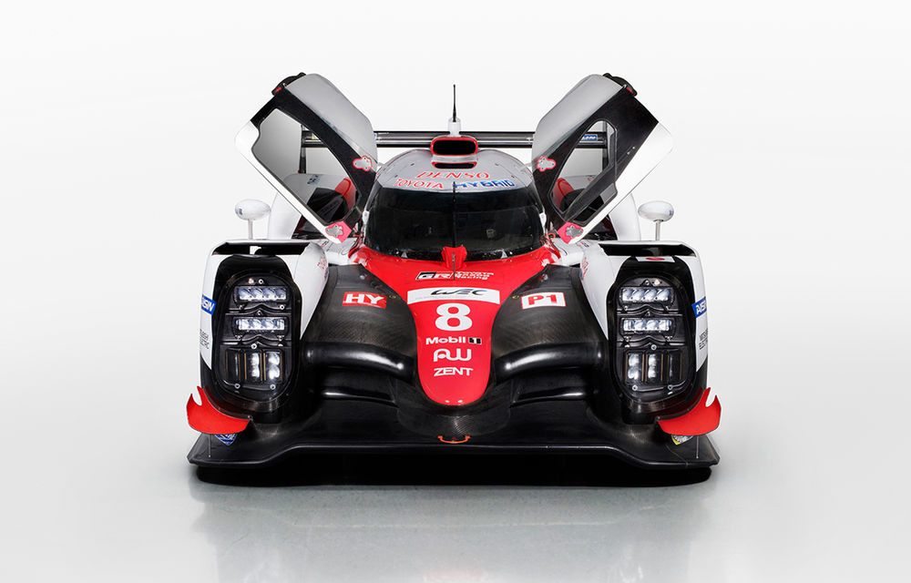 Confruntarea titanilor în Campionatul Mondial de Anduranță: Porsche și Toyota își ascut armele pentru a câștiga Cursa de 24 de ore de la Le Mans - Poza 14