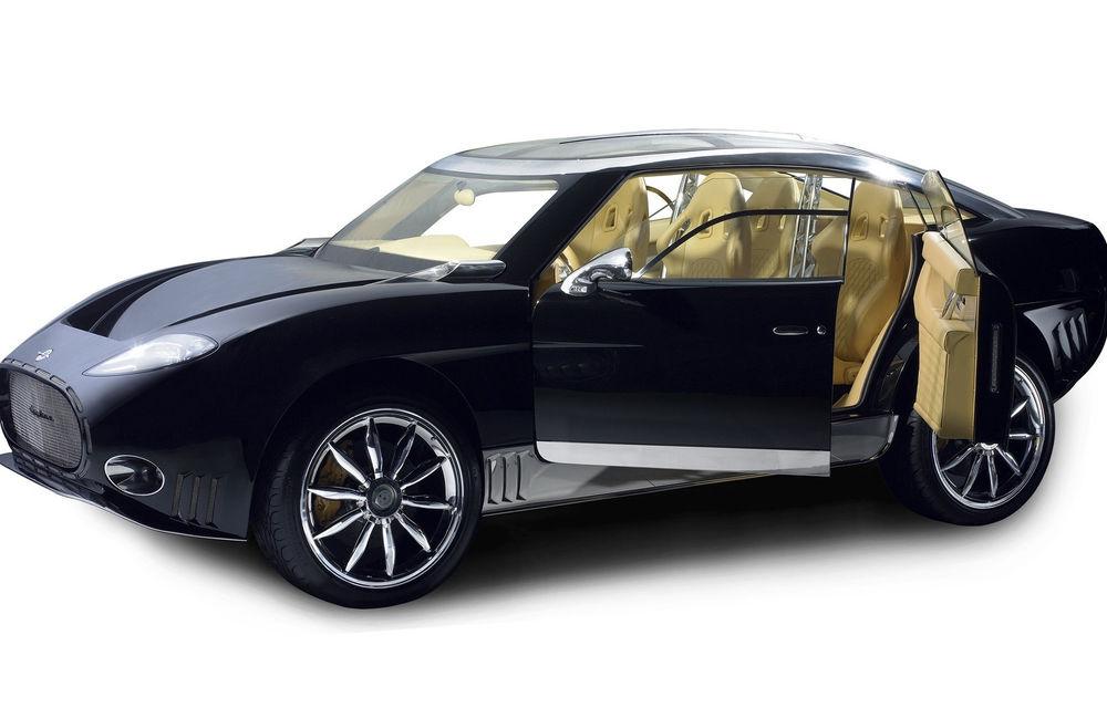 Piața SUV-urilor de lux va avea un nou membru: Spyker promite că va lansa versiunea de serie a conceptului D12 - Poza 2