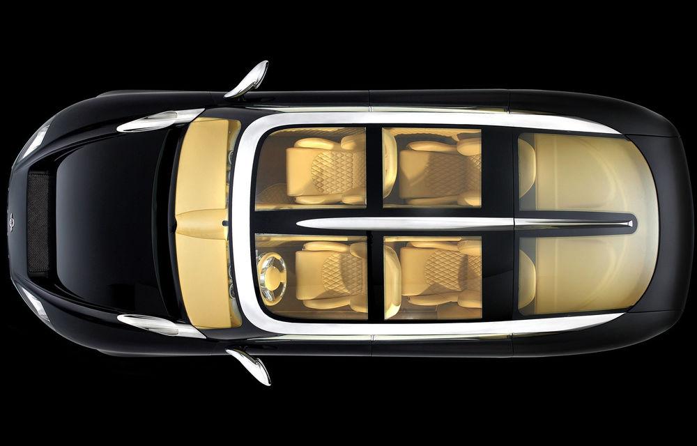Piața SUV-urilor de lux va avea un nou membru: Spyker promite că va lansa versiunea de serie a conceptului D12 - Poza 5