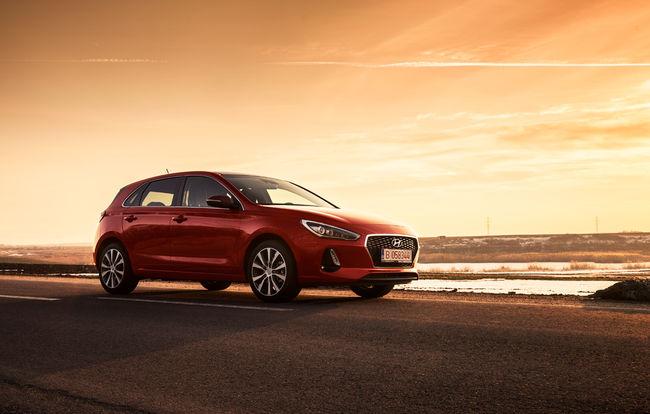 Test drive Hyundai i30 (2016 - prezent)