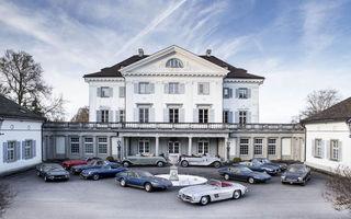 Comoara din castelul elvețian: o duzină de mașini clasice care se vor vinde pentru câteva milioane de euro
