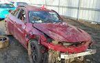 Cel mai ieftin Afla Romeo Giulia Quadrifoglio se vinde în Statele Unite: costă 1250 de dolari, dar are o problemă