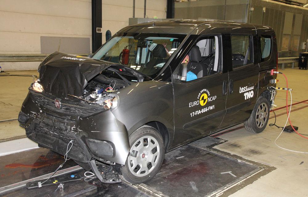 Noua generație BMW Seria 5 își respectă blazonul: 5 stele în testele de siguranță EuroNCAP - Poza 12