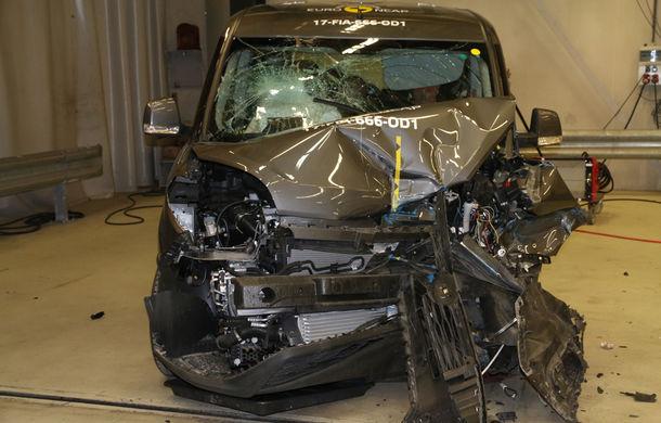 Noua generație BMW Seria 5 își respectă blazonul: 5 stele în testele de siguranță EuroNCAP - Poza 10