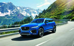 Jaguar F-Pace smulge titlul World Car of the Year 2017 de la germanii Audi Q5 și Volkswagen Tiguan