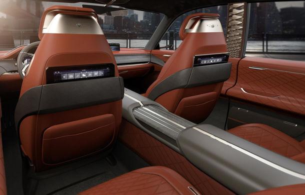 Hyundai și brandul său premium Genesis cochetează cu ideea unui SUV premium: GV80 Concept ar putea rivaliza cu BMW X5 - Poza 6