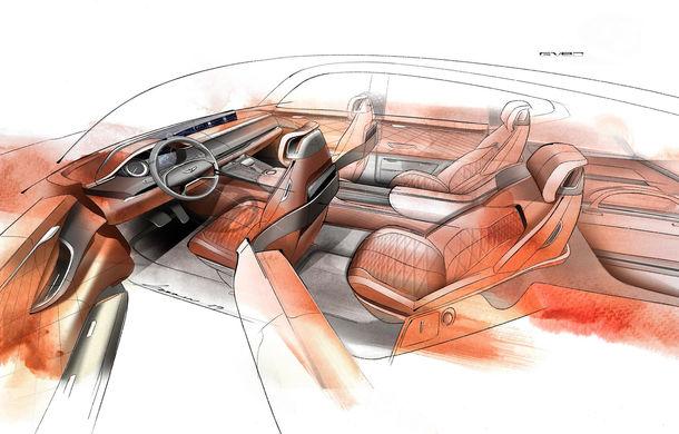 Hyundai și brandul său premium Genesis cochetează cu ideea unui SUV premium: GV80 Concept ar putea rivaliza cu BMW X5 - Poza 14
