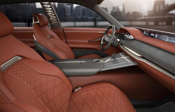 Hyundai și brandul său premium Genesis cochetează cu ideea unui SUV premium: GV80 Concept ar putea rivaliza cu BMW X5 - Poza 5