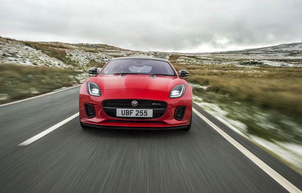 Cea mai blândă pisică: Jaguar F-Type primește o versiune entry-level cu motor de 2.0 litri - Poza 3